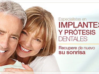 Implantes y protesis dental