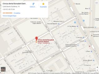 Dentista Madrid Abierto en Agosto 2014 - Bonadent