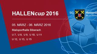 Junioren HALLENcup 2017