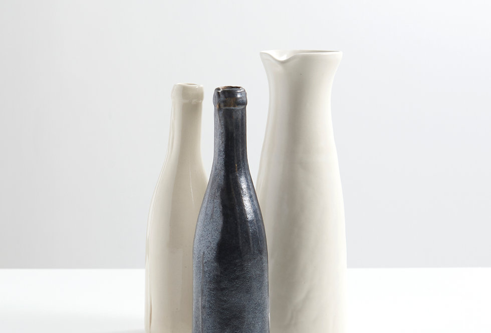 Country Ceramic Vase Set