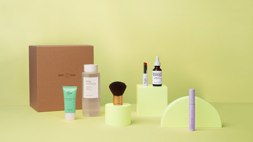 The Pure Beauty Box