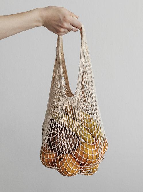 Hemp String Market Bag