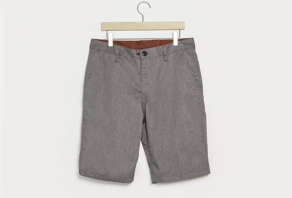 Cotton Twill Chino Shorts