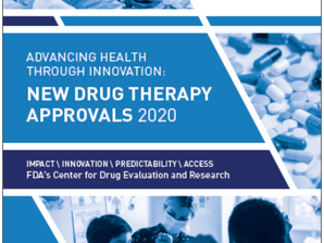 Orphan drugs account for more than half of all FDA drug approvals in 2020