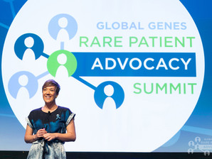 Meet with us at the RARE Patient Advocacy Summit, September 18-20, 2019