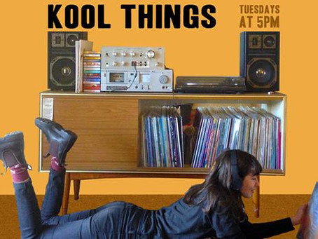 KOOL THINGS - RADIO FODDER