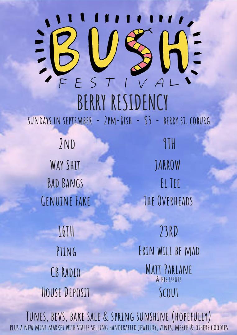 Bush Berry St Residency