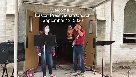 March 29 - Sunday Worship