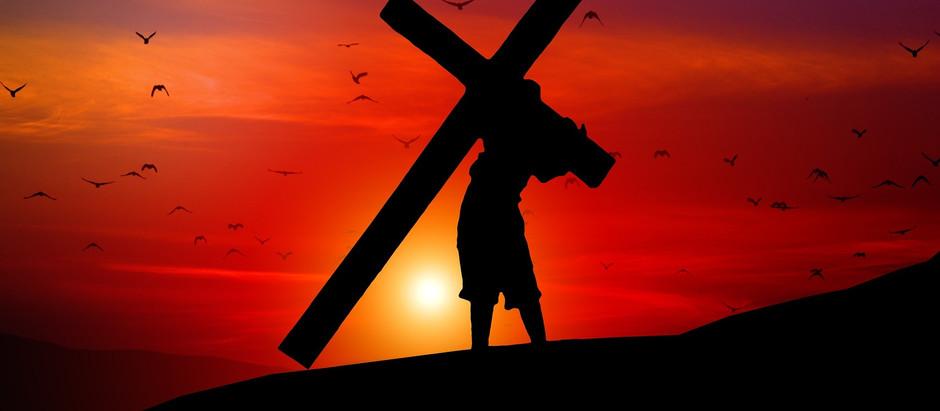 El Vía Crucis en Yucatán.