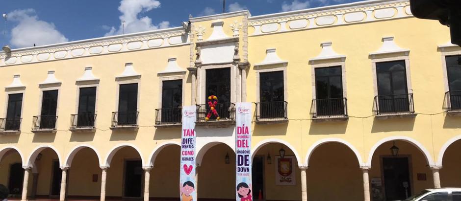 Visita el Palacio Municipal de Valladolid.