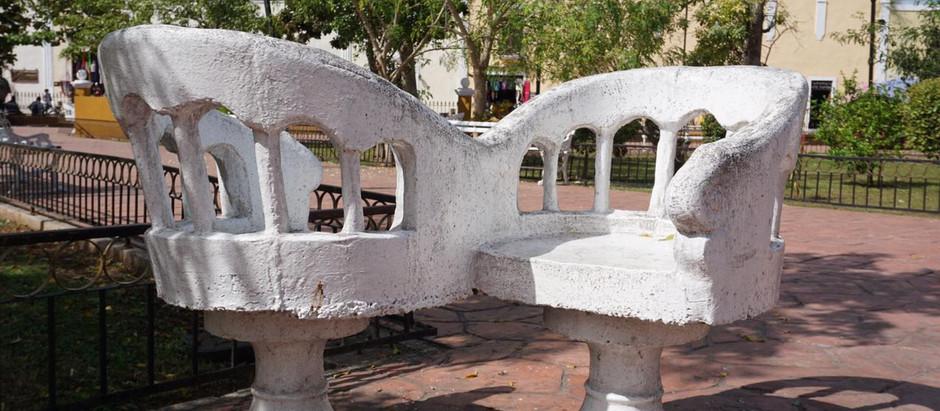 Sillas confidentes en Yucatán, tradición yucateca.