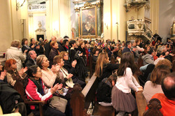 Público concierto Angelicata Consort