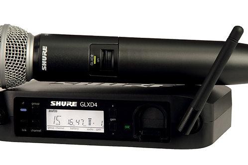 Shure BLX24 / PG58