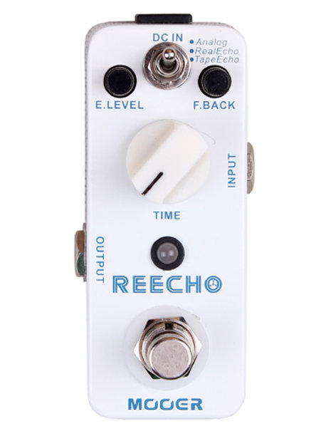 Mooer Reecho - Delay digital