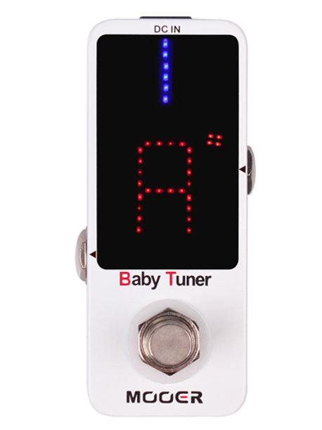 Mooer Baby Tuner - Accordeur