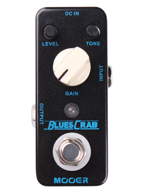 Mooer Blues Crab - Overdrive