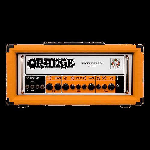 orange rockerverb 50 mk3