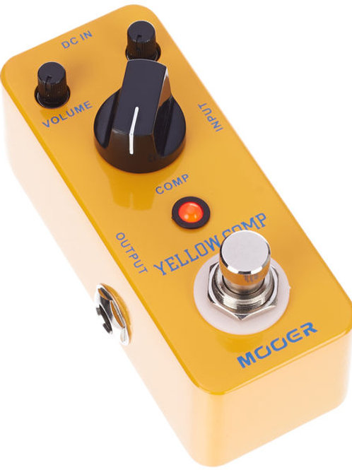 Mooer - Compresseur - Yellow Comp