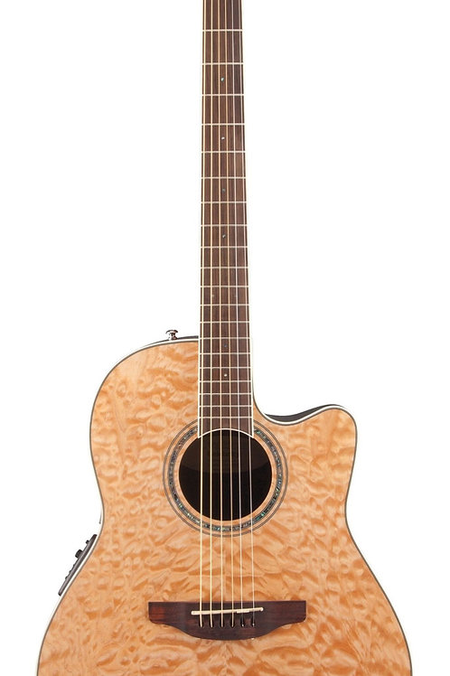 CELEBRITY STANDARD PLUS CS24P4Q NATURAL QUILTED MAPLE
