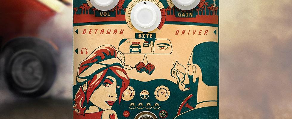 Orange - Overdrive - Getaway Driver