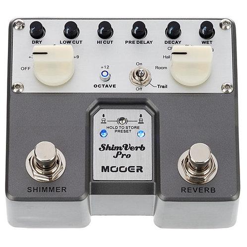 Mooer - Reverb - Shimverb Pro
