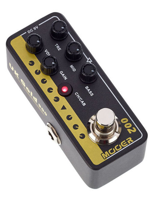 Mooer - Micro Preamp - JCM Marshall