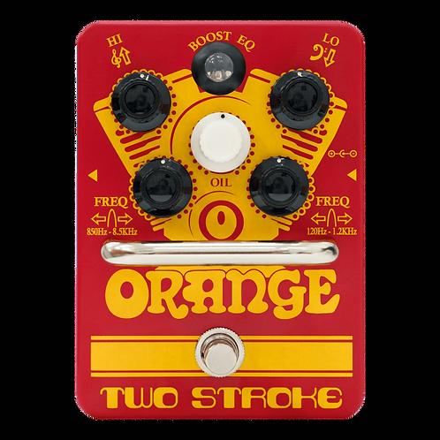 Orange - Boost/EQ - Two Stroke