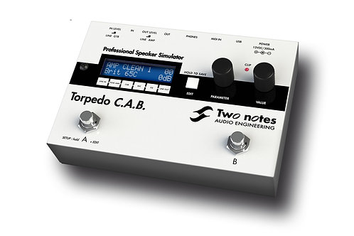 Two Notes - CAB