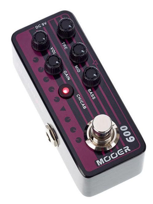 Mooer - Micro Preamp - Engl Blackmore