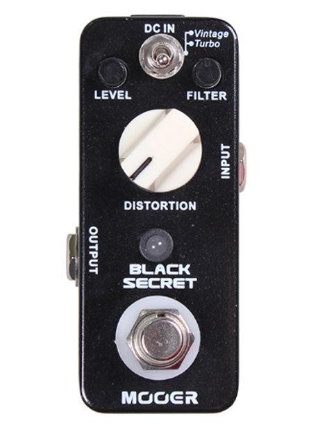 Mooer Black Secret - Distorsion