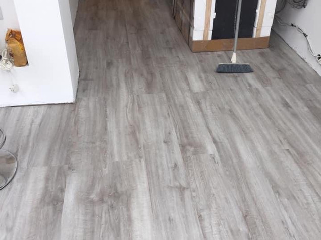 Lime Oak Pure LVT Flooring