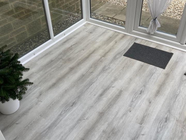 Douro LVT Dusty Grey