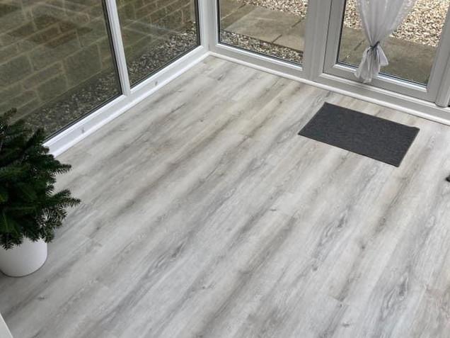 Douro LVT Dusty Grey