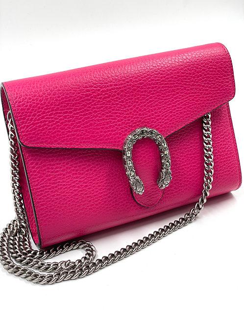 GUCCI Dionysus Mini Chain Bag