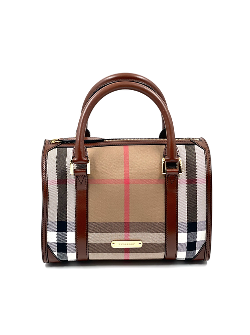 BURBERRY Chester Bridle House Check Bag