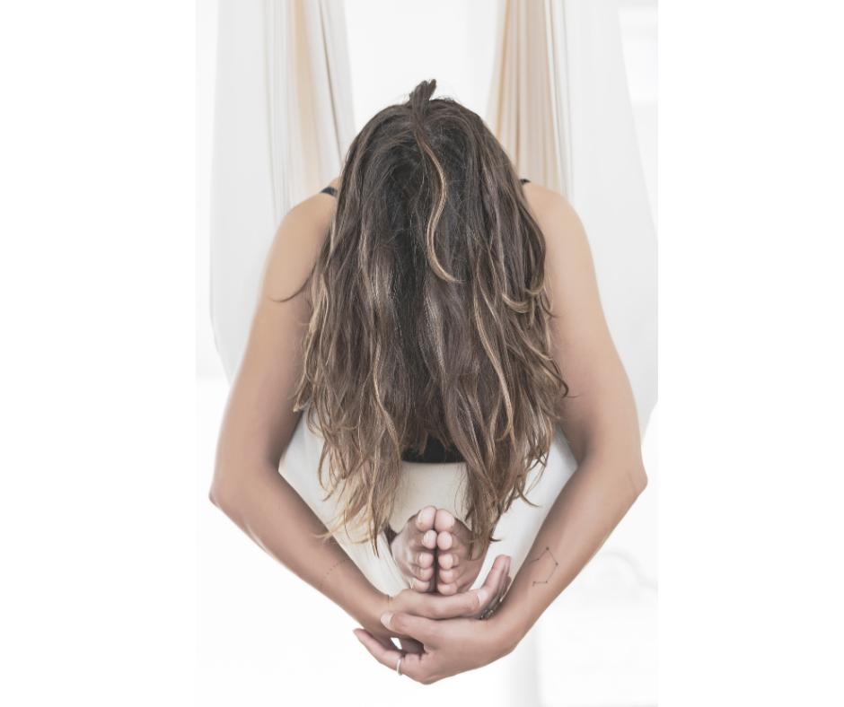 Strength-Building  Aerial yoga