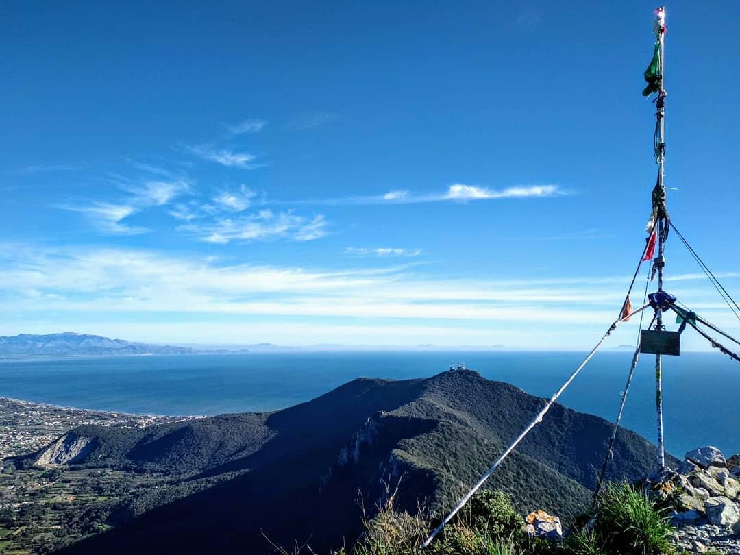 Trekking sul Picco di Circe - San Felice