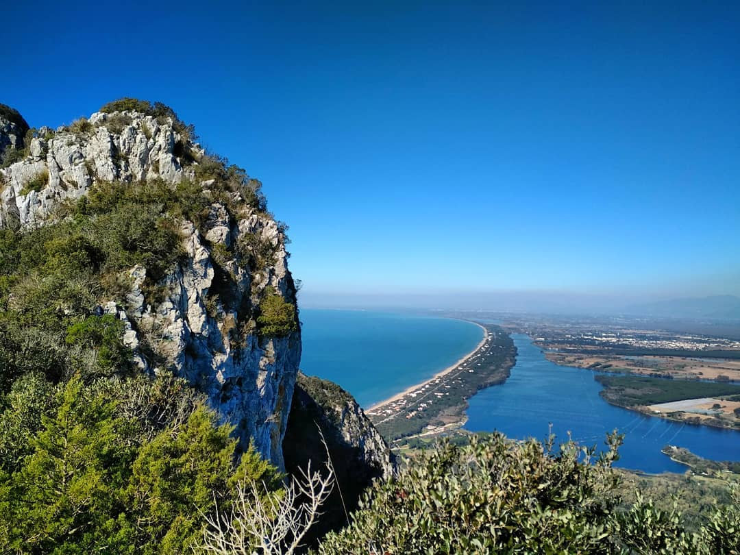 Trekking sul Picco di Circe - Sabaudia
