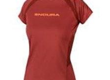 T-shirt Endura Wms STrack Jersey
