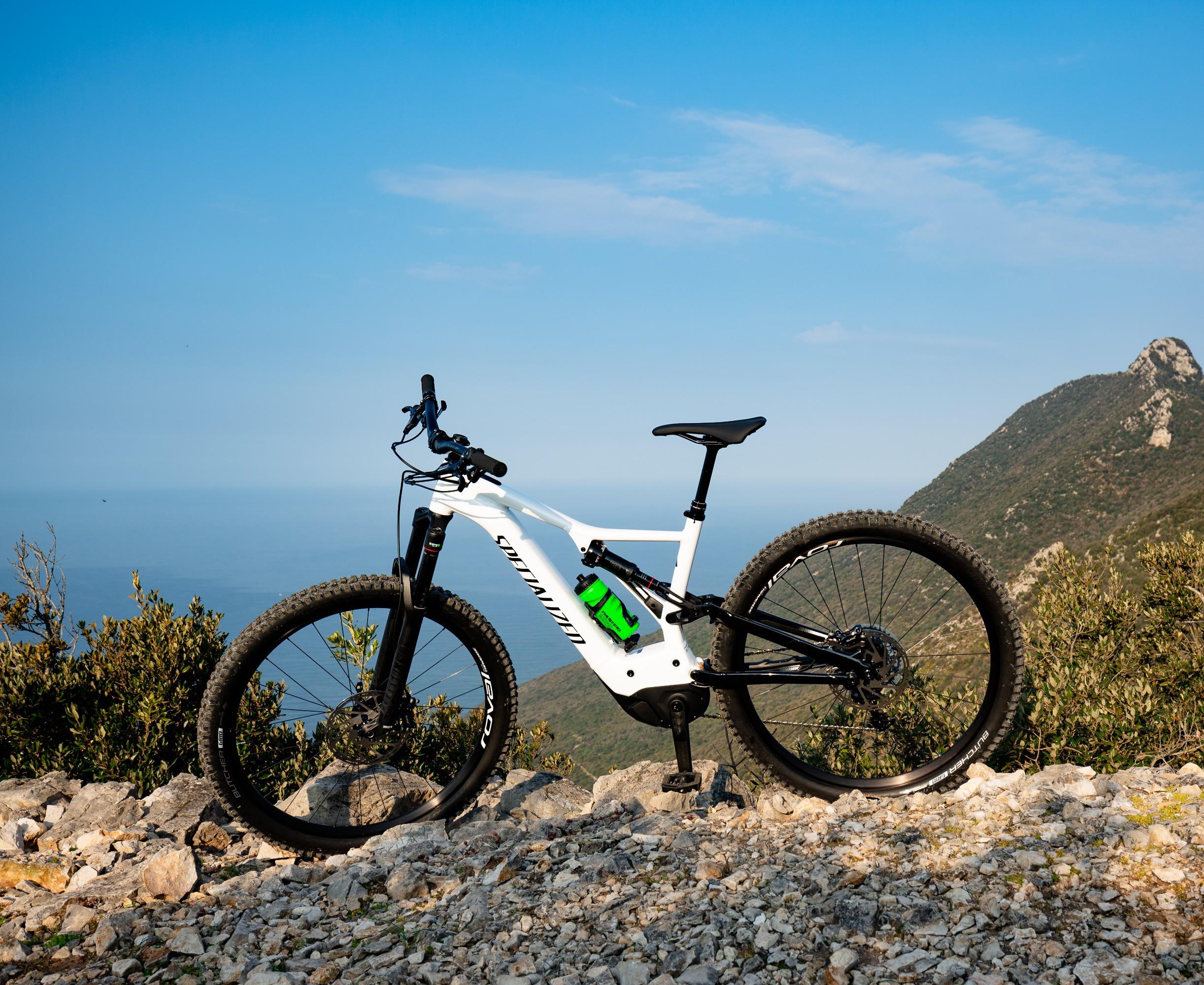Noleggio E-bike giornata intera