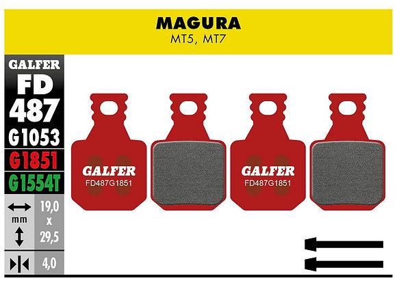 Pastiglie Freno Galfer Advanced G1851