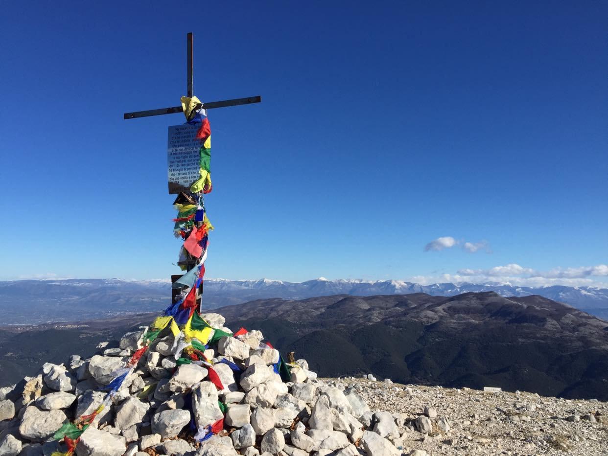 Trekking sul Monte Semprevisa