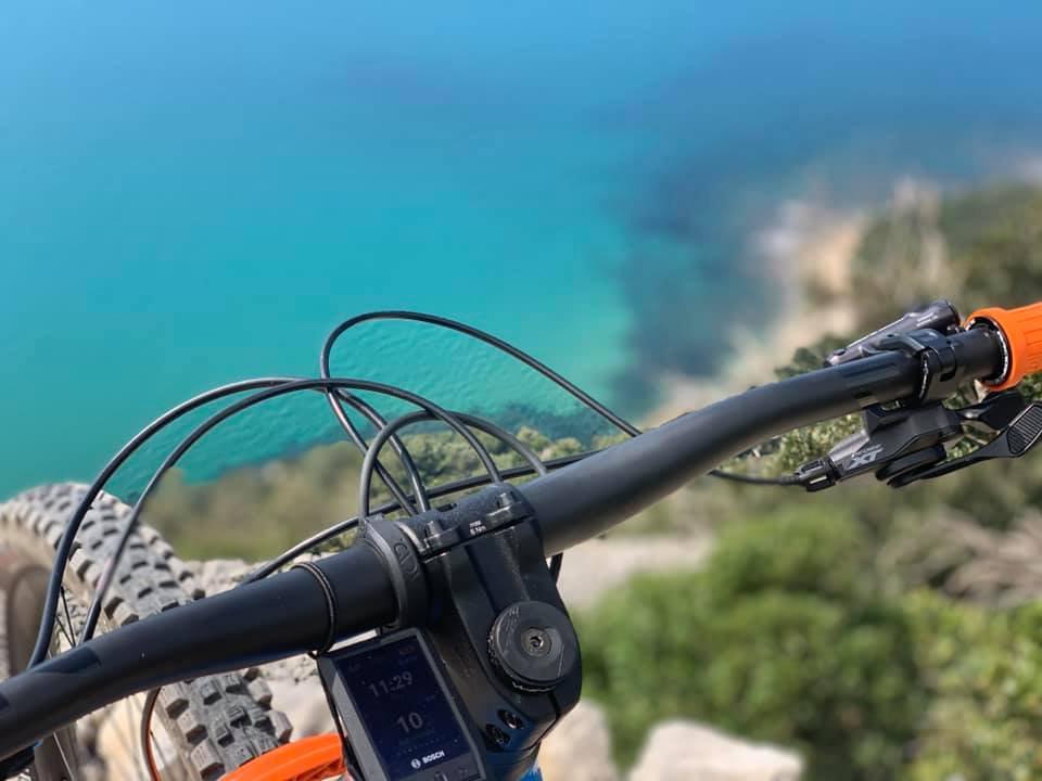 Noleggio E-bike 1/2 giornata