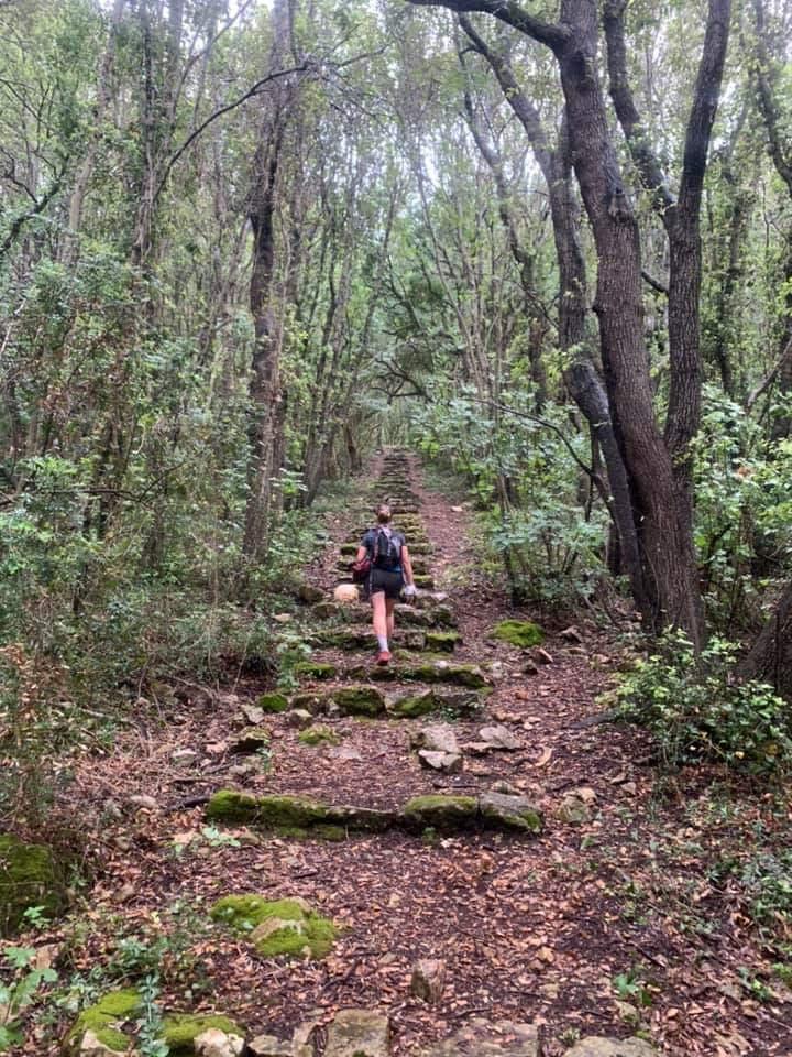 Trekking da Circe a Paola