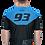 Thumbnail: Cube EDGE Round Neck Jersey Action Team