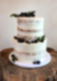Naked Cake Fruit