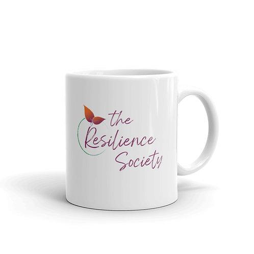 The Resilience Society mug