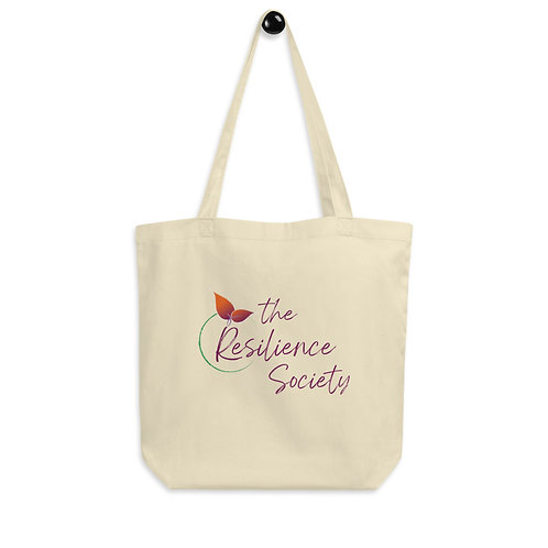 The Resilience Society Tote Bag