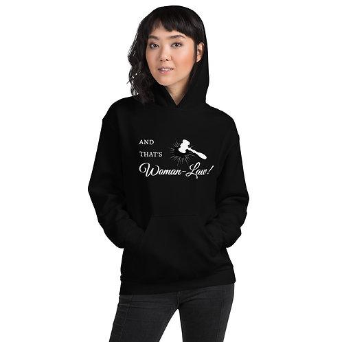 Woman-Law hoodie