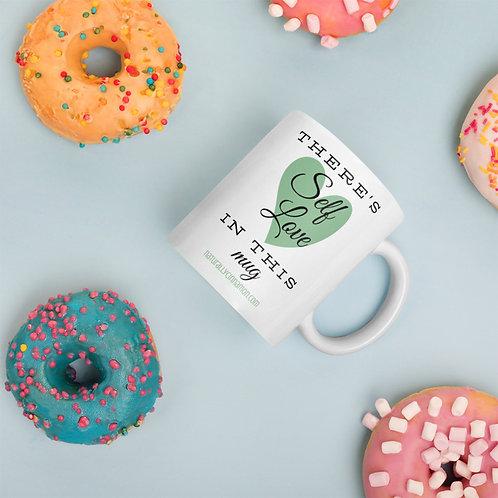 self-love mug